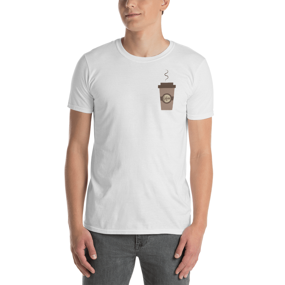 Discovering Heart - Coffee Unisex Shirt - Discovering Heart
