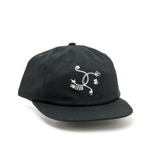 Any Colour Snapback Hat (Black)