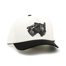 Dogs Snapback Hat (Natural / Black)