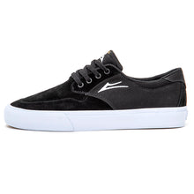 Riley 3 (Black Suede)