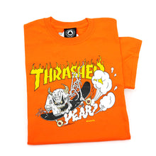 40 Years Neckface T-Shirt (Orange)