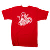 Grosso Skate S/S T-shirt (Racing Red) VBU