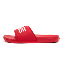 La Costa Slide-On (Vans) Red VBU