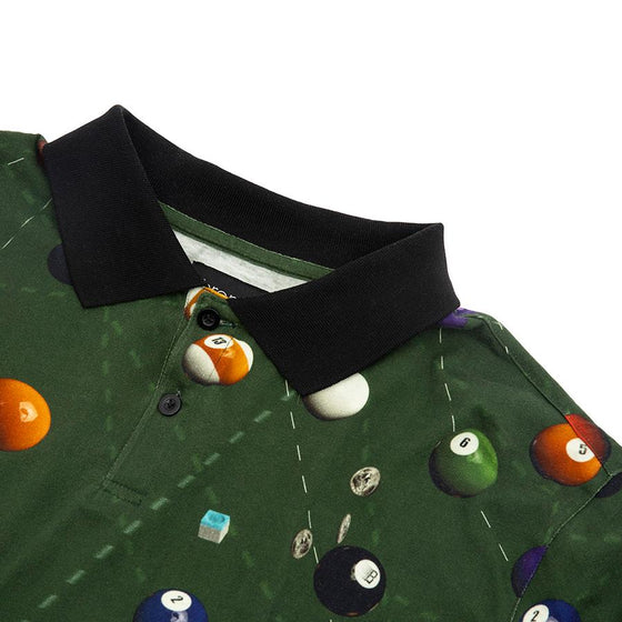 Billiard Polo (Green)