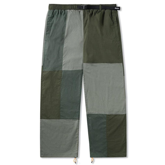 Patchwork Pants (Army)