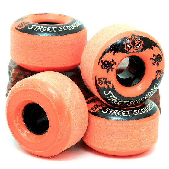 57mm Jack-O-Scoundrel Wheels (97A)