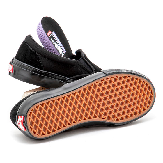 Skate Slip-On (Black /Black) VBU