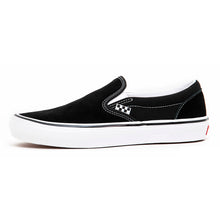 Skate Slip-On (Black /White)