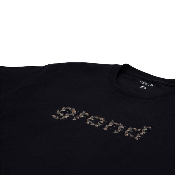 Goose T-Shirt (Black)