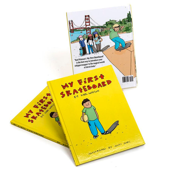 My First Skateboard (Childrens Book)