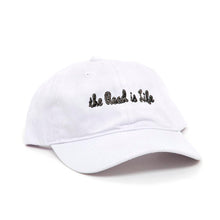 Come Sail Away Dad Hat (White)