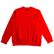 Premium Goose Crew Neck Sweatshirt (Red)