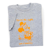 Seein the Sights T-Shirt (Grey)