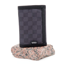 Slipped Wallet (Black / Gunmetal) VBU