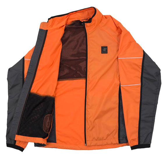 High Performance Windbreaker (Orange)