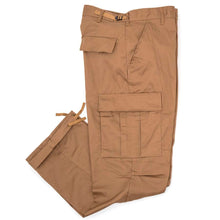 Relaxed Fit Zipper Fly BDU Pant (Coyote Brown)