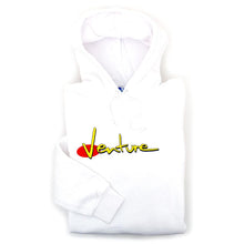 90s Hooded Sweatshirt (White)