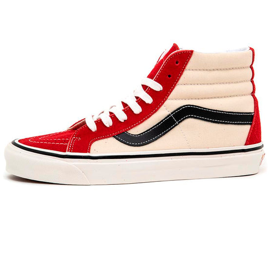 SK8-HI 38 DX (Anaheim Factory) OG Red / OG White / OG Black VBU