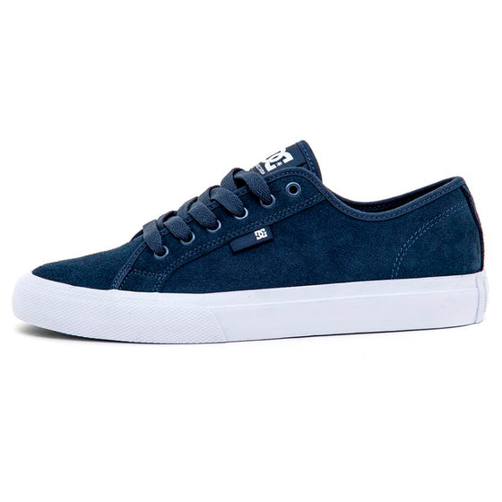 Manual S (DC Navy / White)