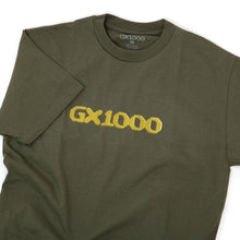 Dithered Logo T-Shirt (Military Green)