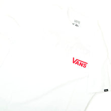 OTW Classic S/S T-Shirt (White / High Risk Red) VBU