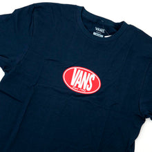 Retro Oval S/S T-Shirt (Dress Blues) VBU