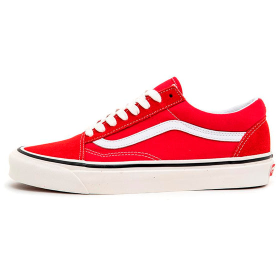 Old Skool 36 DX (Anaheim Factory) OG Red / OG White VBU