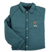 Hardwood Reversible Jacket (Pine Green)