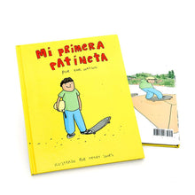 My First Skateboard (Childrens Book) - Spanish Version