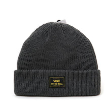 Bruckner Cuff Beanie (Charcoal Heather) VBU