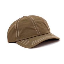 Summit 6 Panel Cap (Army)