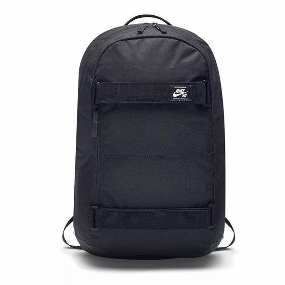 CourtHouse Backpack (Black)