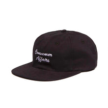 Consumer Affairs Hat (Black)