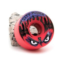 62mm City Pusher Street Scoundrel Wheels (85A)