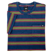 Chaparral Stripe Shirt (Dress Blues) VBU