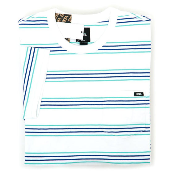 Chaparral Stripe Shirt (White) VBU