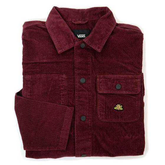Micro Dazed Corduroy Jacket (Port Royale) VBU
