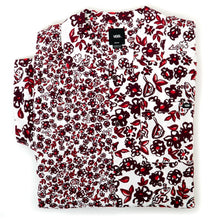 Micro Dazed Woven Shirt (Micro Dazed Flowers) VBU