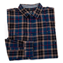 Sycamore Flannel Shirt (Dress Blues - Can) VBU