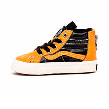 Toddler Sk8-Hi Zip (MTE) Apricot / Black VBU