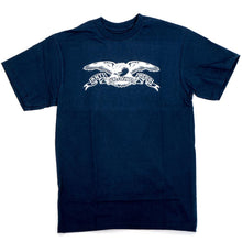 Youth Basic Eagle S/S T-shirt (Navy / White)