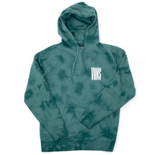 Spaced Pullover Hooded Sweatshirt (Jasper / Tie Dye) VBU