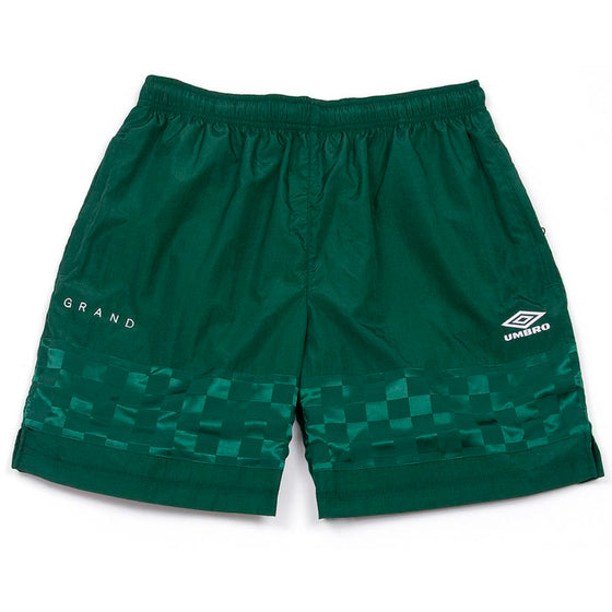 x Umbro Short (Forest Green)