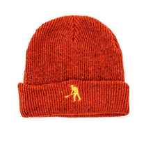 Workers Beanie (Burnt Orange)
