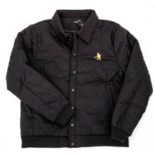 Late Quilted Jacket (Black)