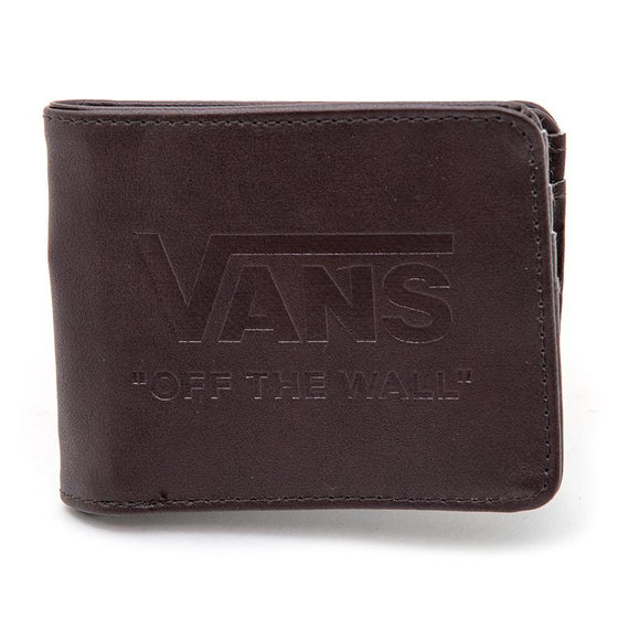 Logo Wallet (Dark Brown) VBU