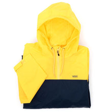Redwood Anorak Jacket (Dress Blues / Lemon) VBU