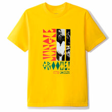 Jungle Groove T-Shirt (Yellow)