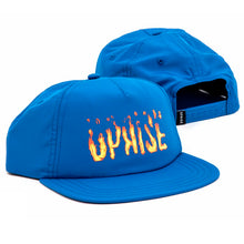 Loop Of Fire Unstructured Snapback (Royal)