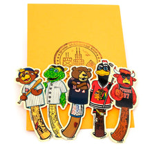 Chi-Town Pup Scots (Sticker Pack)